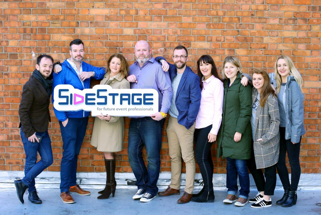 16/11/15***NO REPRO FEE***Industry Leaders Join Forces to Enhance Ireland's Event Management Industry ,SideStage conference aims to help those seeking to work in events to gain necessary experience and skills. Pictured today at the launch of SideStage, a new conference aimed at enhancing Ireland's events industry, were: Darragh Doyle, Social Media Strategist,Jonny Davis, Managing Director, Imagine Marketing, Karen Healy, Karen H Events, Mark Breen, Co-Founder and Senior Partner, Cuckoo Events, Eoin Kernan, Founder / Producer, Slick, Siobhan McGrath, Event Manager, Cuckoo Events, Ann Lowney, Marketing Manager, Eventbrite, Lisa Kenny, freelance Event Manager ,Marian Kelleher, freelance Event Manager Pic: Marc O'Sullivan